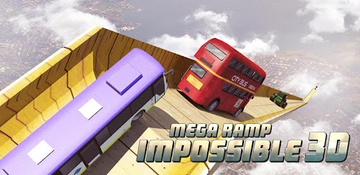 Mega Ramp Impossible 3D APK