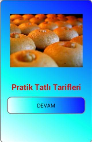 免費下載生活APP Pratik Tatlı Tarifleri app開箱文 APP開箱王