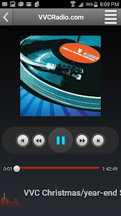 VVCRadio Streaming- screenshot thumbnail