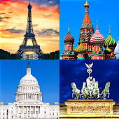 Capitals of All Countries in the World: City Quiz