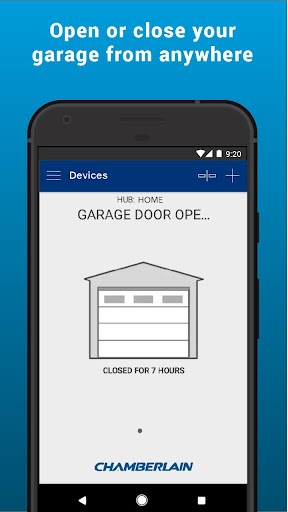 Screenshot for MyQ Smart Garage Control in United States Play Store