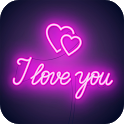 Romantic Images GIF, I love you Live Wallpapers icon