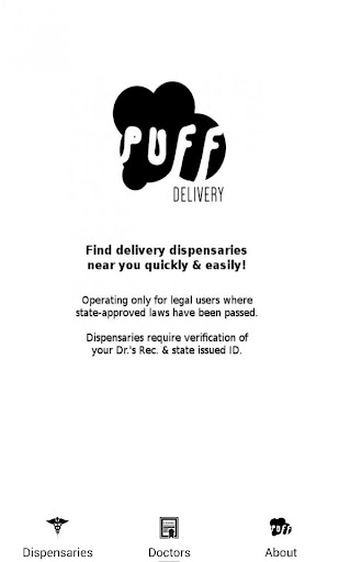 Puff Delivery