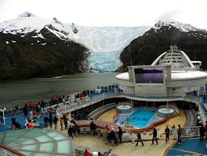 Photo: The Italian Glacier, Chile
