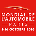Mondial de l'Automobile 2016 icon