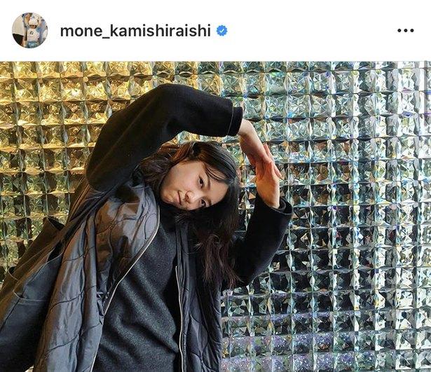 上 白石 萌 音 instagram