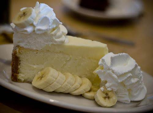Out Of This World Banana Cream Cheesecake Recipe