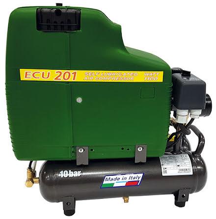 Kompressor ECU 201, Oljefri