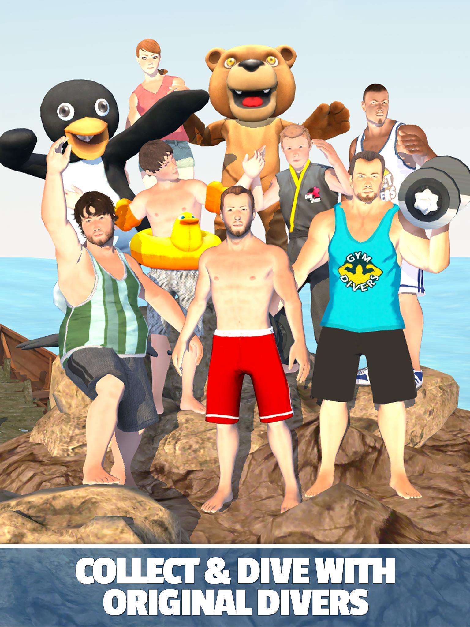 Flip Diving screenshot #9
