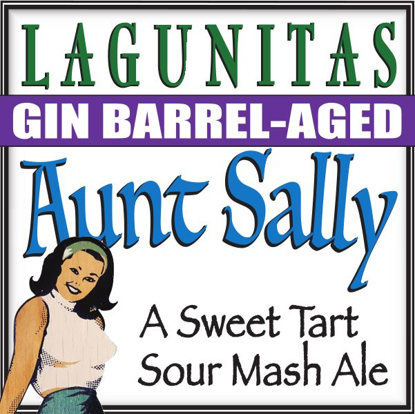 Logo of Lagunitas Gin-Sally