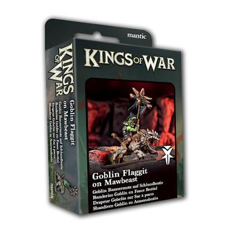 Goblin Flaggit on Mawbeast
