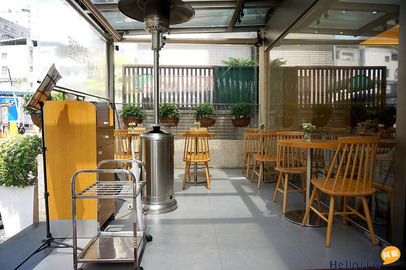 佐曼咖啡館,捷運中山站早午餐-3
