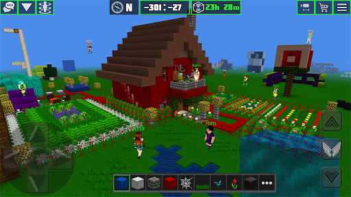 Multicraft: Block Craft Mini World 3D apkdebit screenshots 18
