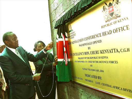 State respects church's freedom, Uhuru says, asks for joint
