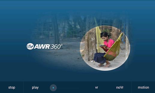 AWR360 screenshot