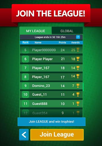 Dominoes - Classic Domino Board Game 3.3.9 screenshots 11