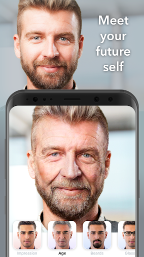 Change your age or hairstyle with FaceApp AI technology