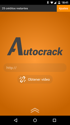 Autocrack - screenshot