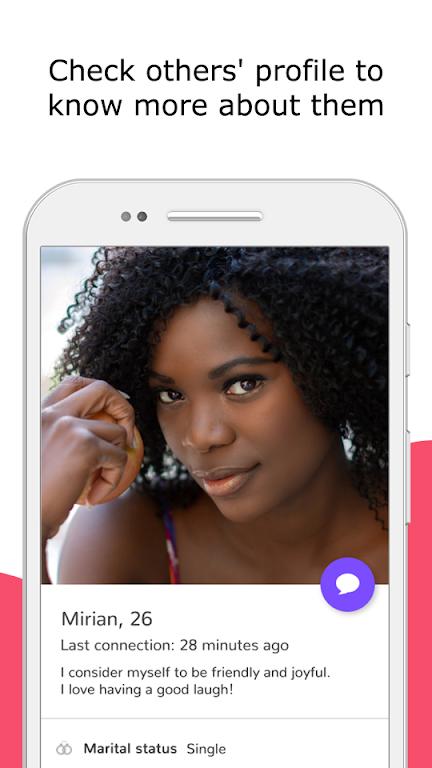 afrika datování app
