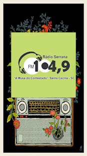 Download Rádio Serrana FM 104,9 For PC Windows and Mac apk screenshot 1