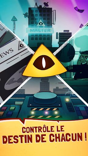 We Are Illuminati – Jeu Clicker de Conspiration APK MOD (Astuce) screenshots 5