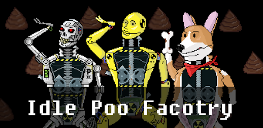 Idle Poo Factory VIP APK