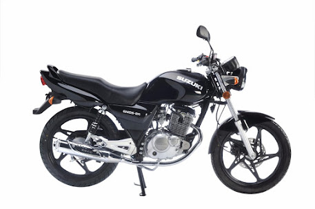 suzuki EN 125-manual-taller-despiece-mecanica