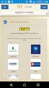 MyCash Mobile Banking screenshot 1
