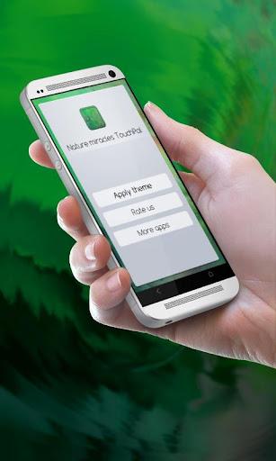 자연 의 기적 TouchPal