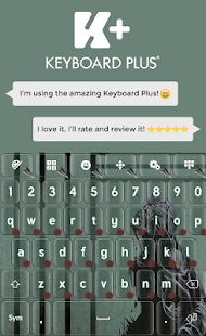 Zombies Keyboard - náhled