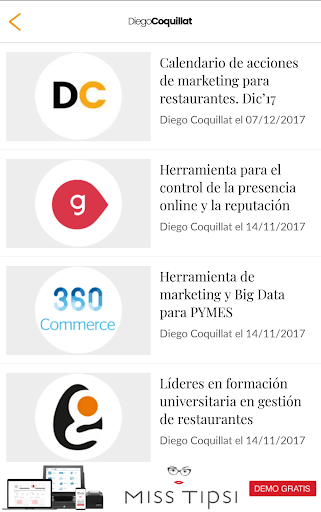 DiegoCoquillat 1.1 screenshots 8