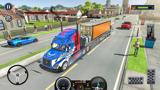 World Heavy Cargo Truck: New Truck Games 2020 0.1 screenshots 5