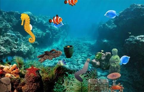 Escape Games - Sea Treasure 2 - náhled