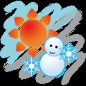 World Weather Clock Widget icon