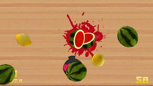 Fruit Cut Bomb 3D