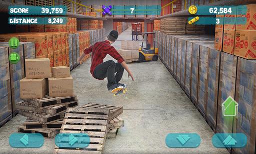 Street Skater 3D: 2 1.3 screenshots 5
