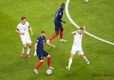 """Frankrijk wint, maar zonder te overtuigen: """"Net zoals ze de Rode Duivels uitschakelden"""""""