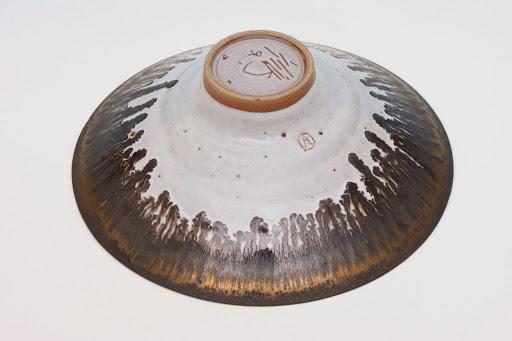 Peter Wills Large Stoneware Bowl 086
