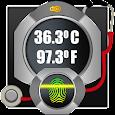 Body Temperature Tracker : Fever History Checker