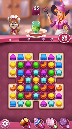 Tasty Magic: Match 3 Sweet Puzzle for Dessert 1.0.30 6
