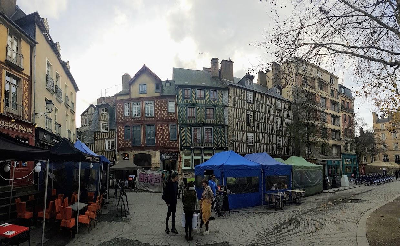 Pueblos bonitos de Bretaña, Rennes