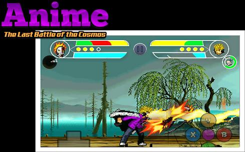 Anime: The Last Battle of The Cosmos Mod Apk 1.09 3