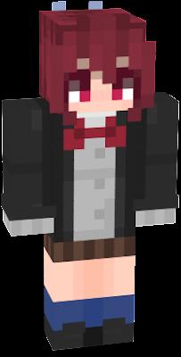Matsuoka Gou Nova Skin Here you can download skins for minecraft: matsuoka gou nova skin