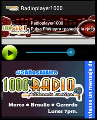 Radioplayer1000