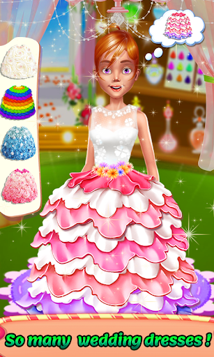 Wedding Doll Cake Decorating 3.3 screenshots 17