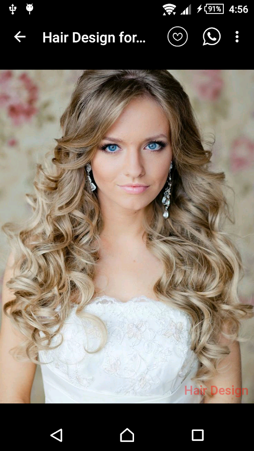 Hair Design For Woman Android Apps On Google Play - Long hairstyle design pics