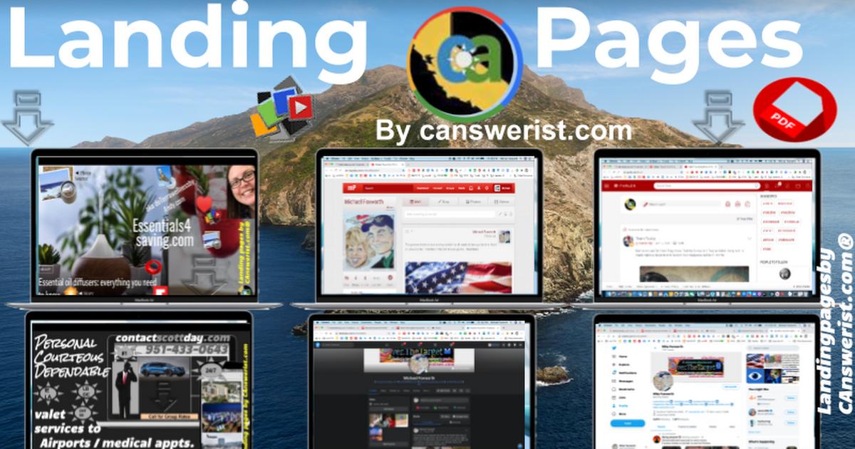 Landingpagesbycanswerist.com®