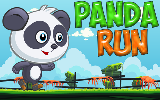 Jungle Panda Dash Running