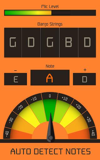 Banjo Tuner Free