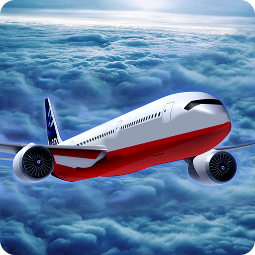 Airplane Crazy Flying Simulator 3D 2018
